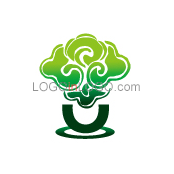200+ Cool & Creative Flower Logo Design Inspirations ID: 7648