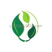 200 Leaf Logos to Increase Your Appetite ID: 5466