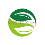 200 Leaf Logos to Increase Your Appetite ID: 4602