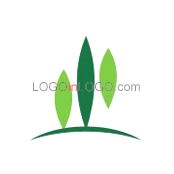 200 Leaf Logos to Increase Your Appetite ID: 3393