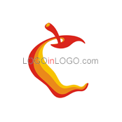 Fruit Logo design inspiration ID: 2922