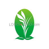 200 Leaf Logos to Increase Your Appetite ID: 6636