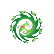 200 Leaf Logos to Increase Your Appetite ID: 8064