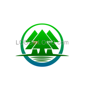 Landscaping Logo design inspiration ID: 4359
