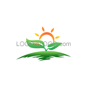 200 Leaf Logos to Increase Your Appetite ID: 2219