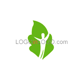 200 Leaf Logos to Increase Your Appetite ID: 2429
