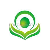 Super Creative Environmental-Green Logo Designs ID: 6504