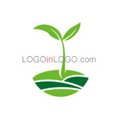 Good Looking Garden Logos Design for Inspiration ID: 1098