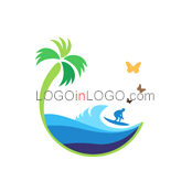 200+ Latest and Creative Tourism Logo Designs for Design Inspiration ID: 1054