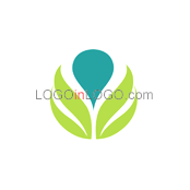 200 Leaf Logos to Increase Your Appetite ID: 977