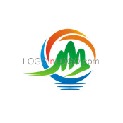 200+ Latest and Creative Tourism Logo Designs for Design Inspiration ID: 7686