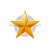 Creative and Brilliant Five-Star Logo Designs ID: 21033