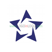 Creative and Brilliant Five-Star Logo Designs ID: 20912