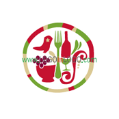 Cleverly Designed Restaurant Logo Designs For Your Inspiration ID: 19032