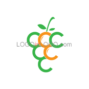 Fruit Logo design inspiration ID: 901