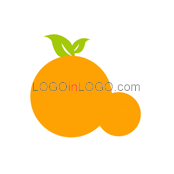 Fruit Logo design inspiration ID: 2233