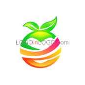 Logo ideas: This is a Fruit logoInspiration.