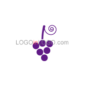 Fruit Logo design inspiration ID: 2203