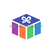 200 (More) Creative Gift Logo Designs ID: 14957