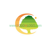 200 Leaf Logos to Increase Your Appetite ID: 20917