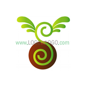 200 Leaf Logos to Increase Your Appetite ID: 20884