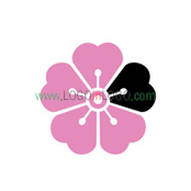 200+ Cool & Creative Flower Logo Design Inspirations ID: 20609