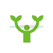 200 Leaf Logos to Increase Your Appetite ID: 21880
