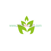 200 Leaf Logos to Increase Your Appetite ID: 20888