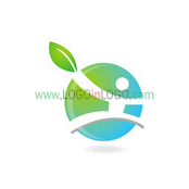 200 Leaf Logos to Increase Your Appetite ID: 21198