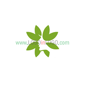 200 Leaf Logos to Increase Your Appetite ID: 20342