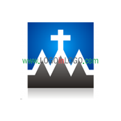 Stunning And Creative Religious Logo Designs ID: 16772