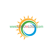 Examples of Sun Logo Design for Inspiration ID: 15023