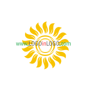 Examples of Sun Logo Design for Inspiration ID: 16997