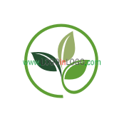 200 Leaf Logos to Increase Your Appetite ID: 16374