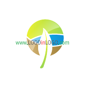 200 Leaf Logos to Increase Your Appetite ID: 15412