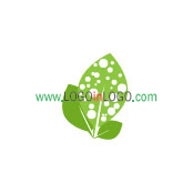 200 Leaf Logos to Increase Your Appetite ID: 17899