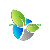 200 Leaf Logos to Increase Your Appetite ID: 17912