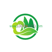 200 Leaf Logos to Increase Your Appetite ID: 12616