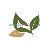 200 Leaf Logos to Increase Your Appetite ID: 17384