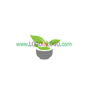 200 Leaf Logos to Increase Your Appetite ID: 15408