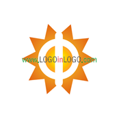 Examples of Sun Logo Design for Inspiration ID: 12251