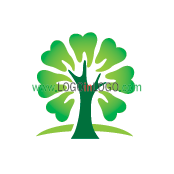 200 Leaf Logos to Increase Your Appetite ID: 17373
