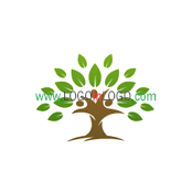 200 Leaf Logos to Increase Your Appetite ID: 17874