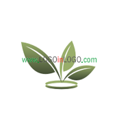 200 Leaf Logos to Increase Your Appetite ID: 16375