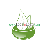 200 Leaf Logos to Increase Your Appetite ID: 16393