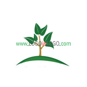 200 Leaf Logos to Increase Your Appetite ID: 17377