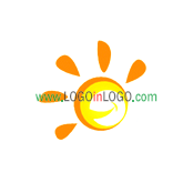 Examples of Sun Logo Design for Inspiration ID: 10244