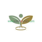 200 Leaf Logos to Increase Your Appetite ID: 17879
