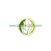 200 Leaf Logos to Increase Your Appetite ID: 15383