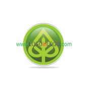 200 Leaf Logos to Increase Your Appetite ID: 16380